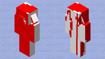The blood trail Minecraft Mob Skin