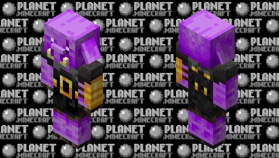 End piglin brute (swap dimensions) Minecraft Skin