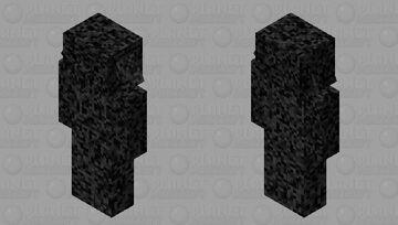 Dust Piglin Minecraft Mob Skin