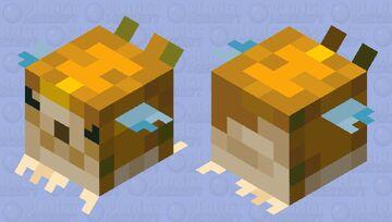 Hd puffer Minecraft Mob Skin