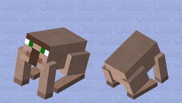 HMMMMMM... Minecraft Mob Skin