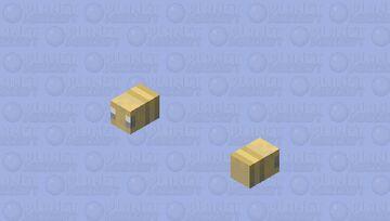 Larva / Bee and Wasp Minecraft Mob Skin