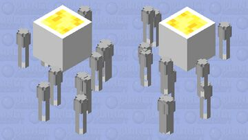 Breakfast Collection | Blaze Minecraft Mob Skin
