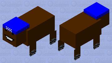Dababy Cart Minecraft Mob Skin