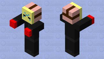 Roy Burns Minecraft Mob Skin