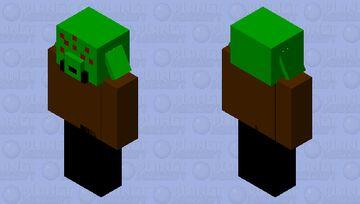 mieszanka: pigmana creepera i pająka Minecraft Mob Skin