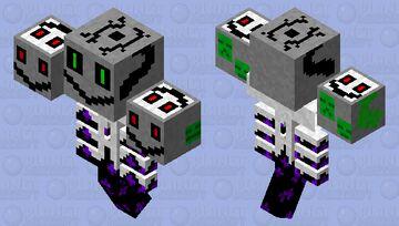 Soul Harvester Master Minecraft Mob Skin