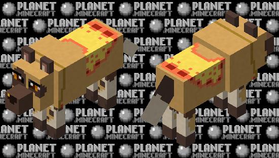 Dungeon dogs Mhumi Minecraft Skin