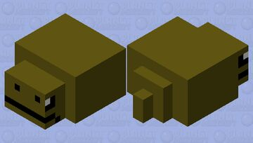 Highway warm (Trevor Henderson) Minecraft Mob Skin