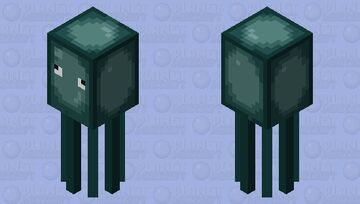 Squid / ReTextured 2 Minecraft Mob Skin