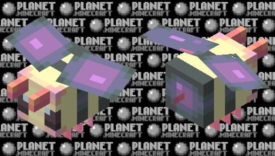 magic bee, for marsssssss/pokadotsingray Minecraft Skin