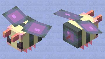 magic bee, for marsssssss/pokadotsingray Minecraft Mob Skin