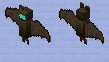 When bat is sus Minecraft Mob Skin