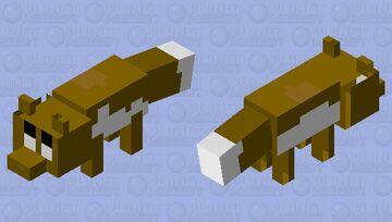 REALLY BAD EEVEE Minecraft Mob Skin