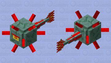 Protector of hades Minecraft Mob Skin