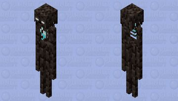 Wanderer (fixed preview) Minecraft Mob Skin