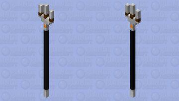 Phantom Ganon's Trident Minecraft Mob Skin
