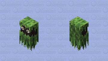 No one is really useful from the 3 new mob, but this one is the cutest... Minecraft Mob Skin
