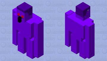 Void Golem Minecraft Mob Skin