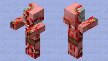 Magma pigman Minecraft Mob Skin