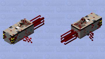 Scp 4217 Minecraft Mob Skin