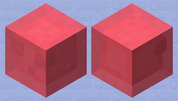 Jello Slime Minecraft Mob Skin