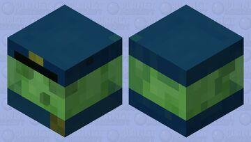 Officer Slime 2.0 Minecraft Mob Skin