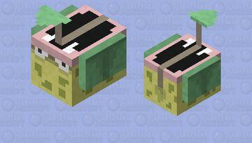 Victreebel Minecraft Mob Skin
