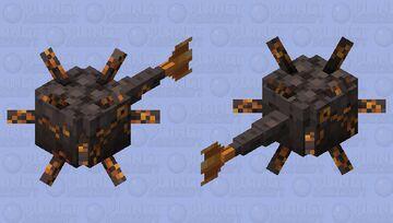 Helldiver Minecraft Mob Skin