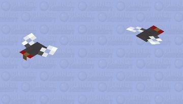 fly / original size Minecraft Mob Skin