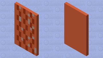 Bacon cape Minecraft Mob Skin