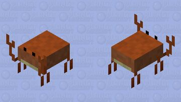 Citizen Snips Minecraft Mob Skin