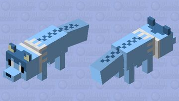 aquali Minecraft Mob Skin