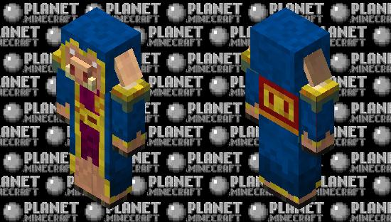 Piglin Merchant Minecraft Skin