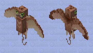Sinomacrops Bondei Minecraft Mob Skin