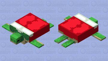 sleepy turtle Minecraft Mob Skin