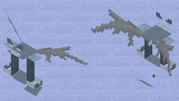 Scarierer Vexes Minecraft Mob Skin