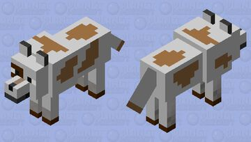 If minecraft had more then 1 type of wolf Minecraft Mob Skin