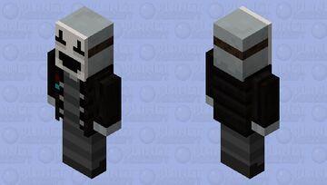 Pop Goes The Weasle (illager) Minecraft Mob Skin