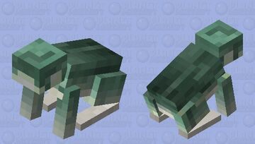 Rana Minecraft Mob Skin