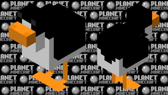 -~- Penguin -~- Minecraft Skin