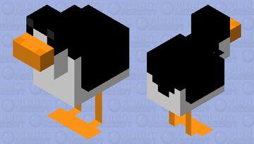 -~- Penguin -~- Minecraft Mob Skin