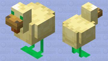 Chicken Totem Minecraft Mob Skin