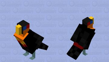 guacamayo Minecraft Mob Skin