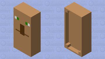 hmmm bed Minecraft Mob Skin