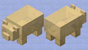 Playful gummy bear Minecraft Mob Skin