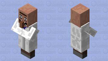 Poison Minecraft horror (The smiling villager) Minecraft Mob Skin