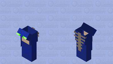 Phantom creature updated Minecraft Mob Skin