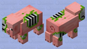 Zig Minecraft Mob Skin