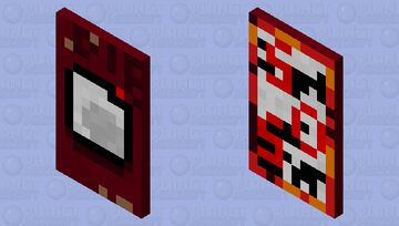 Die Minecraft Mob Skin